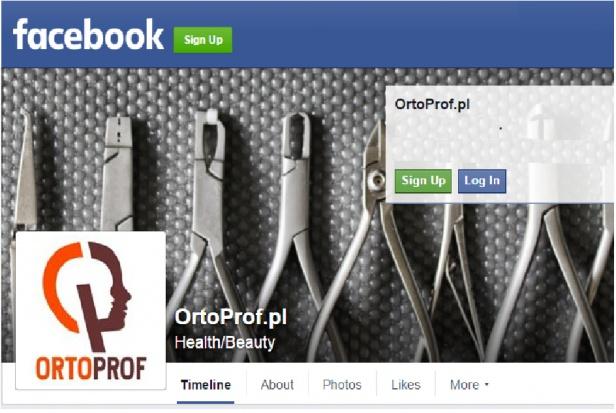 Zasoby informacyjne OrtoProf.pl zniknęły z sieci