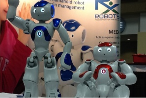 MEDi: robot relaksacyjny w gabinecie stomatologicznym