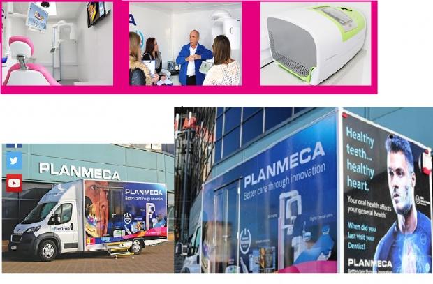 Plandemo: zaawansowany sprzęt firmy Planmeca wizytuje kliniki stomatologiczne