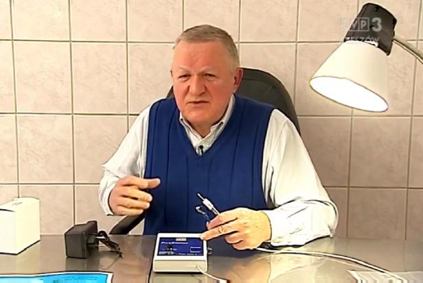"""Dentysta Jan Zuchowski """"Innowatorem Podkarpacia"""""""