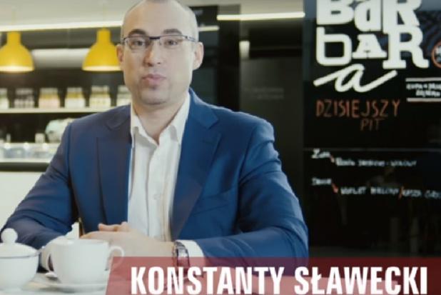 Jak dentysta Konstanty Sławecki stał się bohaterem Wrocławia