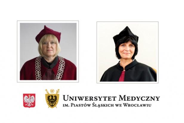 Nowa dziekan Wydziału Lekarsko – Stomatologicznego UM we Wrocławiu