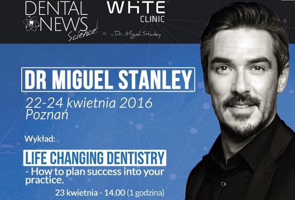 Stanley Miguel pierwszy raz w Polsce – spotkaj się z nim!