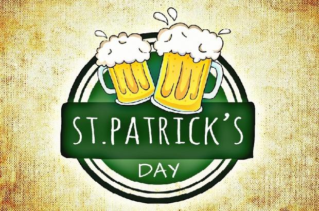 St. Patrick's Day - dniem amerykańskiego dentysty