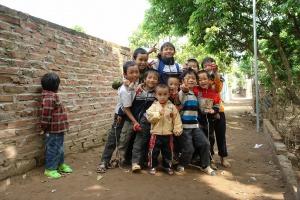 Podczas ŚDZJU bieg dla dzieci i konkursy…ale w Wietnamie.