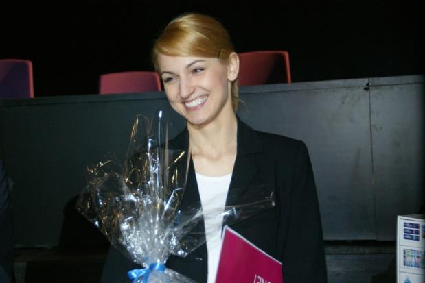 Karolina Ciechorska najlepsza w olimpiadzie dla higienistek stomatologicznych