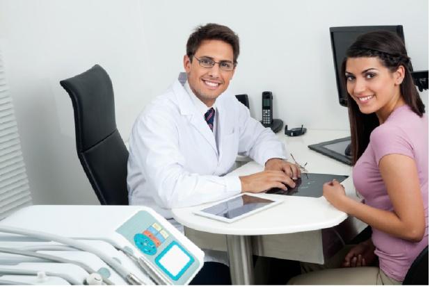 """Efekt po pierwszej wizycie """"To najlepszy dentysta mojego życia"""""""