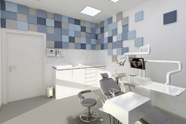 Akustyka w gabinecie stomatologicznym: można zrobić wiele dobrego