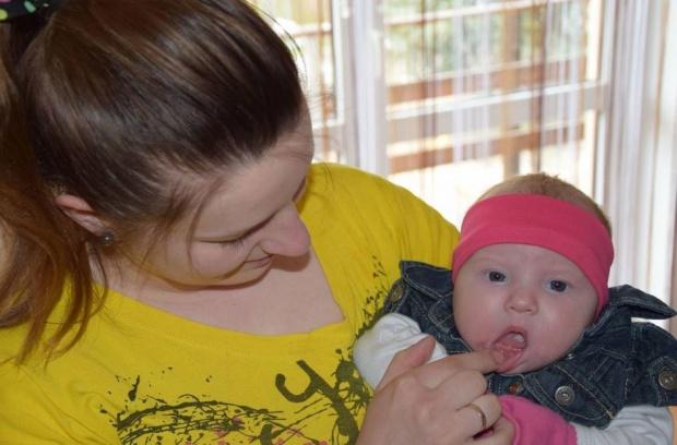 Uzębiony noworodek