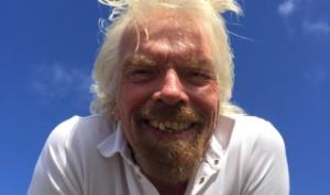 Richard Branson z
