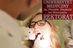 Wakaty na Wydziale Lekarsko - Stomatologicznym UM we Wrocławiu