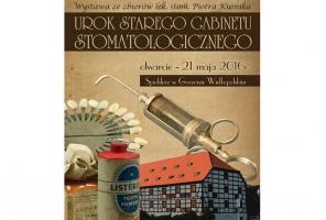 Gabinet stomatologiczny w Muzeum