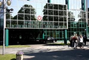 Konkurs na stanowisko ordynatora w Warszawskim Uniwersytecie Medycznym