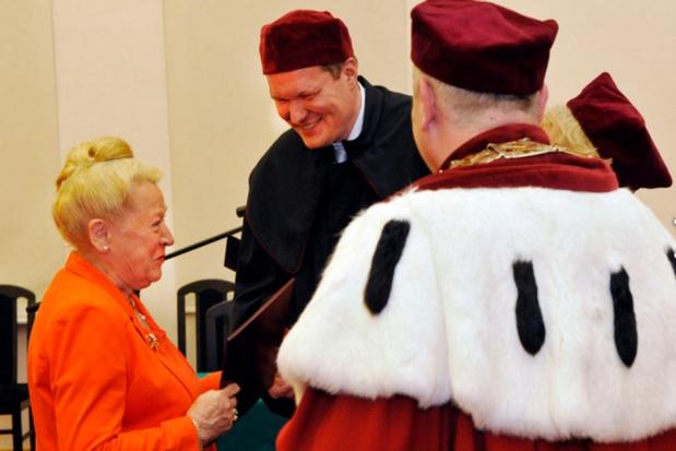 Prof. Barbara Adamowicz-Klepalska ma okrągły jubileusz ukończenia studiów