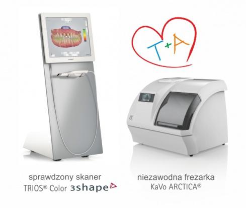 3Shape Trios w KaVo!