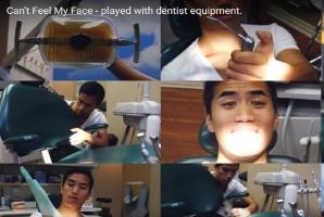 Koncert na instrumentach stomatologicznych