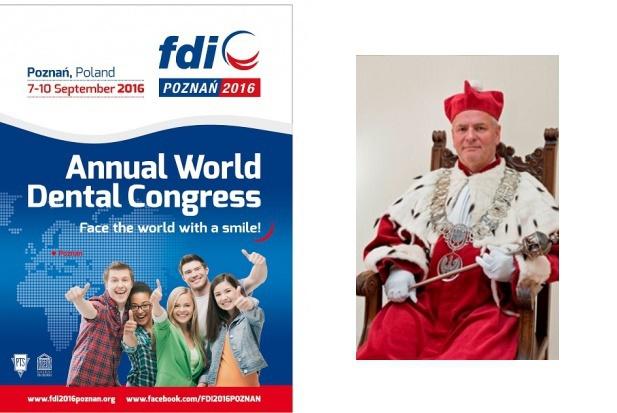 Prof. Marek Ziętek: Kongres FDI jak piłka meczowa