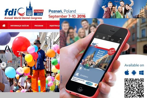 Cały FDI 2016 Poznań na komórce