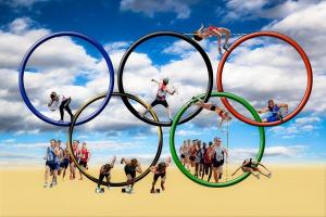 Olimpiada - wreszcie był czas na dentystę!