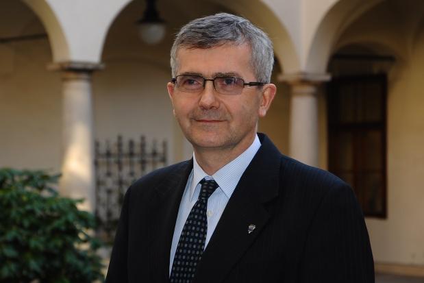 Prof. Bartłomiej W. Loster: stres minie po ceremonii otwarcia