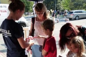 Gdańsk: Akcja studentów z PTSS