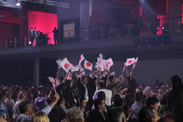 Porcja rozrywki podczas FDI w Poznaniu