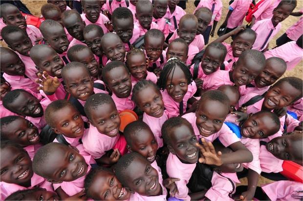 Zbiórka pasty i szczoteczek do zębów  dla dzieci z Afryki