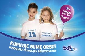 Ochronią kolejnych 100 tys. dziecięcych uśmiechów