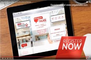 Jak wziąć udział w bezpłatnym webinarium #ColgateTalks