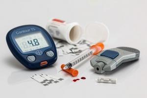 Projekt walki z cukrzycą w toku