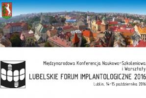 Prof. Mansur Rahnama zaprasza na Lubelskie Forum Implantologiczne