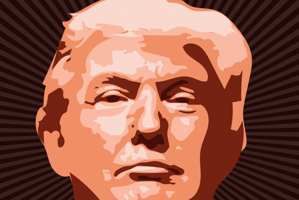 Clinton - Trump i proteza rosyjskiego seniora