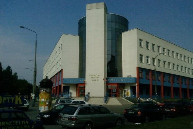 Lublin: praca w UM (Zakład Medycyny Jamy Ustnej)