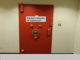 KS ORL w Szczecinie: paragony elektroniczne to wystawienie na poważny szwank tajemnicy lekarskiej