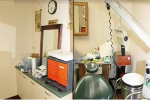 Nielegalna ukraińska klinika dentystyczna w stanie Georgia