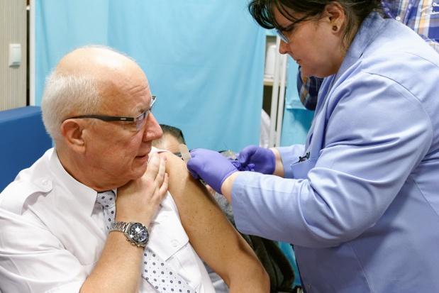 Szczepienia profilaktyczne: dobry przykład dała NRL