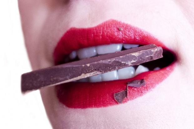 Czekolada zdrowsza dla zębów