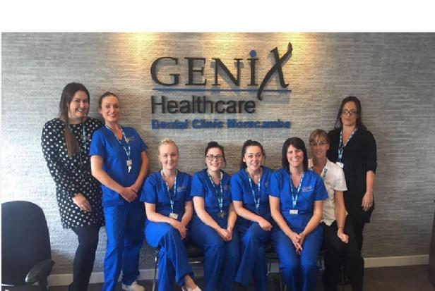 Genix Healthcare w Warszawie poszuka dentystów chętnych do pracy w Wielkiej Brytanii