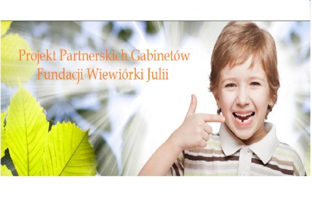 Fundacja Wiewiórki Julii zaprasza dentystów do współpracy