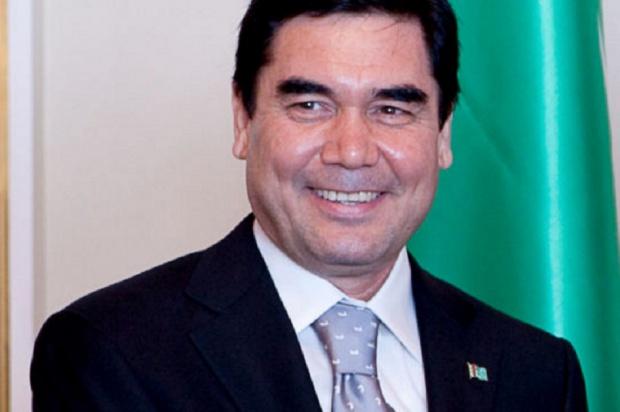 Turkmenistan: dentysta prezydentem po raz trzeci