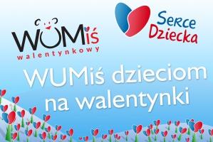 """Studenci WUM serdecznie zapraszają na """"Walentynkowy WUMiś"""""""