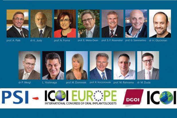 Goście IX International Congress of Oral Implantology Europe Consensus Conference