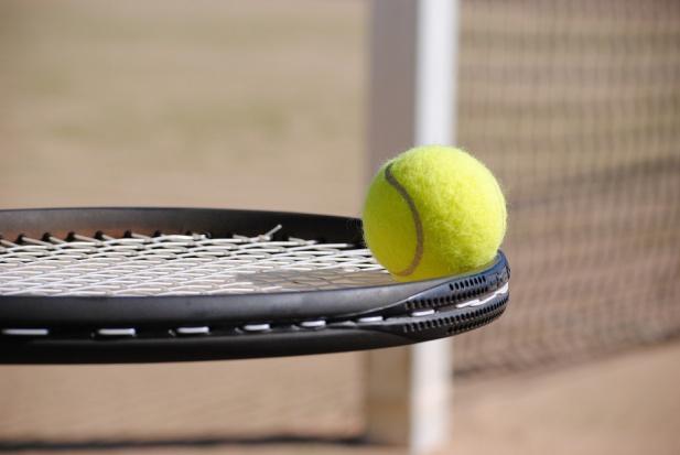 Dentysta najlepszym tenisistą