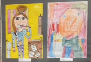 ŚDZJU w Radomiu: wystawa prac plastycznych