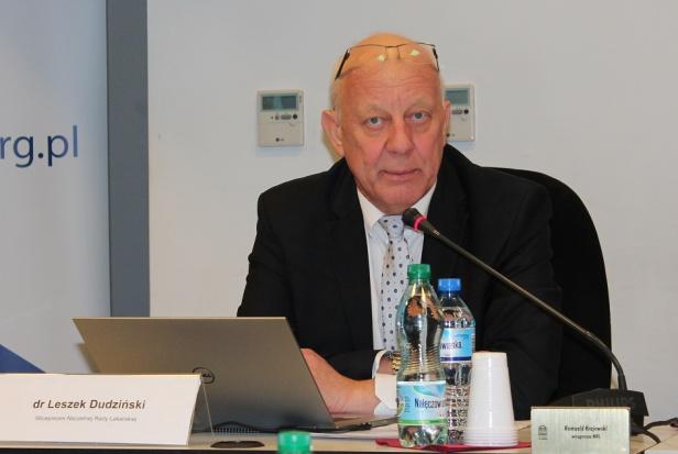 Leszek Dudziński: musimy zmusić urzędników do konstruktywnej rozmowy