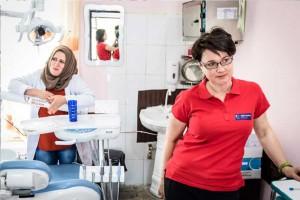 Polscy dentyści w Kurdystanie