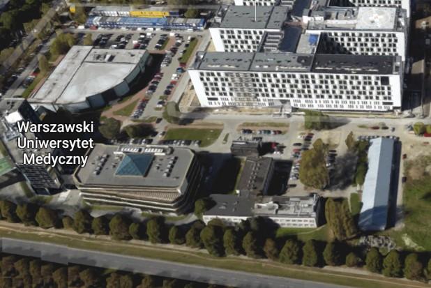 Zapadają decyzje przy budowie Uniwersyteckiego Centrum Stomatologii WUM