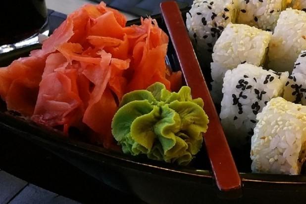 Dodatek do sushi chroni przed próchnicą!