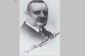 Prof. Antoni Cieszyński uhonorowany w Oleśnicy