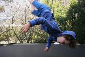 Prof. Katarzyna Emerich: trampolina to główna przyczyna urazów zębów